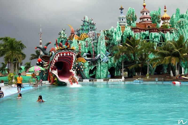Top 5 Địa Điểm Vui Chơi Giải Trí Cho Ngày Hè Oi Bức Ngay Tại Tp. Hồ Chí Minh -  - Công viên nước Đầm Sen 37