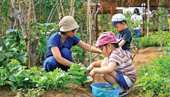 Top 5 Địa Điểm Giải Trí Cho Cả Gia Đình Vui Chơi Vào Cuối Tuần Tại Hồ Chí Minh - - Công viên nước | Family Garden | Just Kidding 39