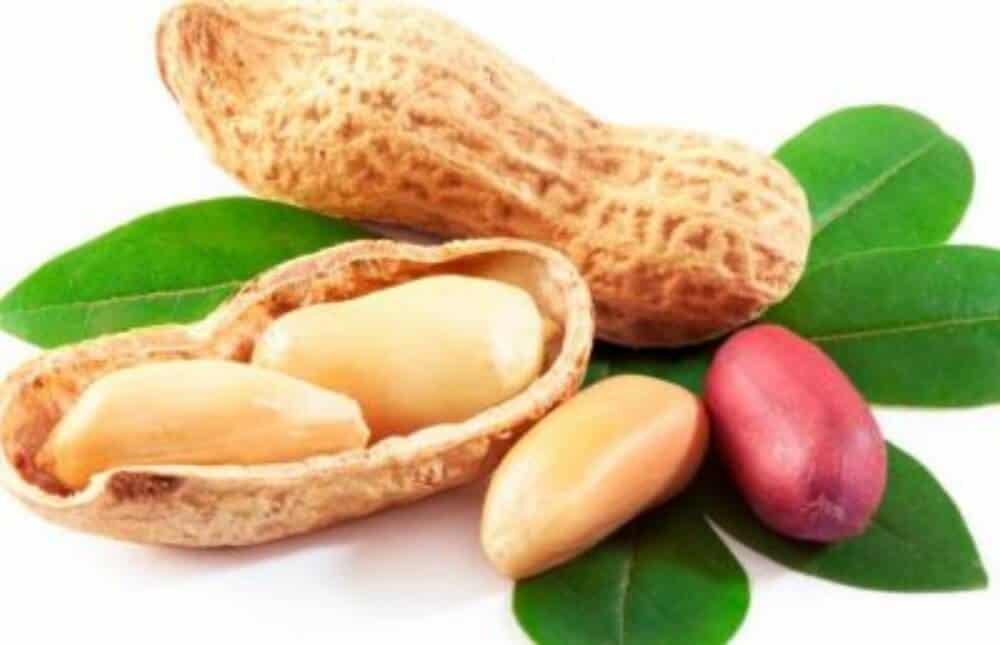 Các loại hạt giảm cân trong đó có đậu phộng