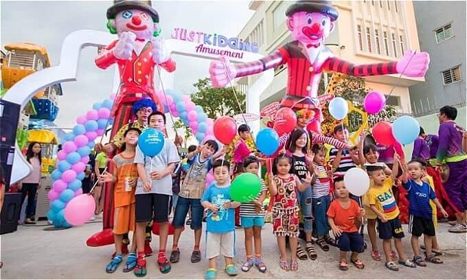 Top 5 Địa Điểm Giải Trí Cho Cả Gia Đình Vui Chơi Vào Cuối Tuần Tại Hồ Chí Minh - - Công viên nước | Family Garden | Just Kidding 27