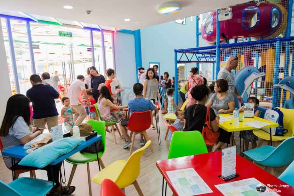 Top 5 Địa Điểm Giải Trí Cho Cả Gia Đình Vui Chơi Vào Cuối Tuần Tại Hồ Chí Minh - - Công viên nước | Family Garden | Just Kidding 29