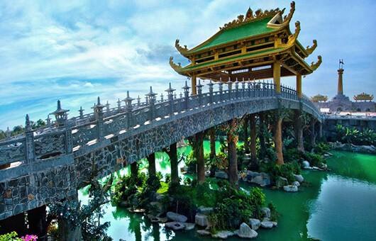 Top 5 Địa Điểm Vui Chơi Giải Trí Cho Ngày Hè Oi Bức Ngay Tại Tp. Hồ Chí Minh -  - Công viên nước Đầm Sen 45