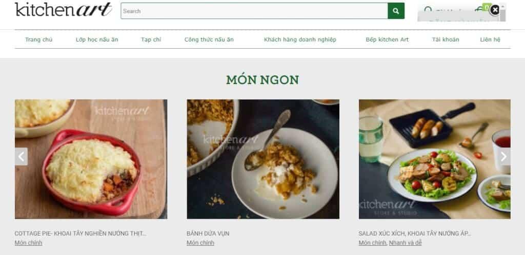 Top 5 Trang Web Dạy Nấu Ăn Bạn Nhất Định Phải Biết 4