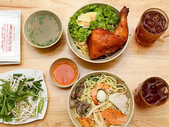 Top 4 Món Ăn Lạ Độc Đáo Bạn Nên Thử Một Lần Khi Đến Sài Gòn -  -  25