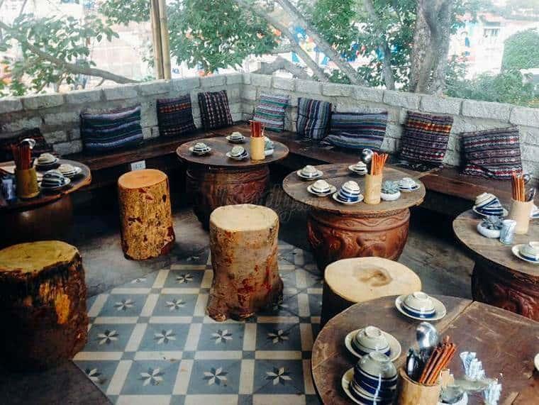 Top 4 Nhà Hàng Vừa Ngon Vừa Có Không Gian Xanh Ở Sài Gòn -  - Mountain Retreat | Nhà hàng Gạo | Secret Garden 31