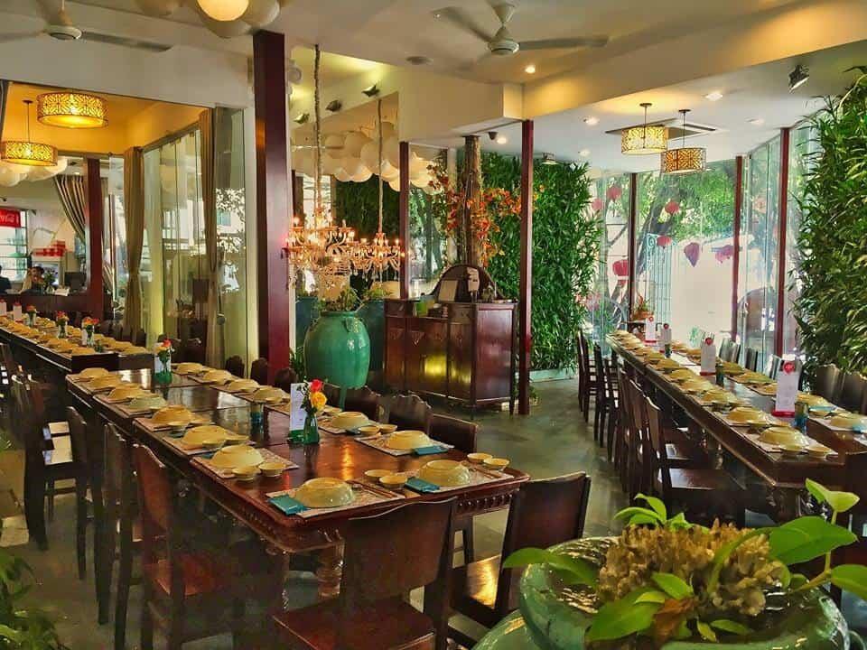Top 4 Nhà Hàng Vừa Ngon Vừa Có Không Gian Xanh Ở Sài Gòn -  - Mountain Retreat | Nhà hàng Gạo | Secret Garden 37