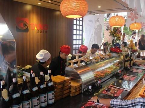 Top 05 Nhà Hàng Sushi Nhật Bản Đúng Chuẩn Tại Sài Gòn -  - Nhà hàng Sushi Rei | Sorae Sushi | Sushi Dining Aoi 37