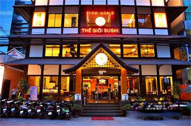 Top 05 Nhà Hàng Sushi Nhật Bản Đúng Chuẩn Tại Sài Gòn -  - Nhà hàng Sushi Rei | Sorae Sushi | Sushi Dining Aoi 25