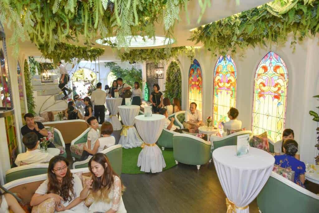 Top 4 Nhà Hàng Vừa Ngon Vừa Có Không Gian Xanh Ở Sài Gòn -  - Mountain Retreat | Nhà hàng Gạo | Secret Garden 45