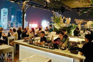 Top 5 Quán Bar Rooftop Sang Chảnh Đúng Gu Giới Trẻ Sài Gòn 448