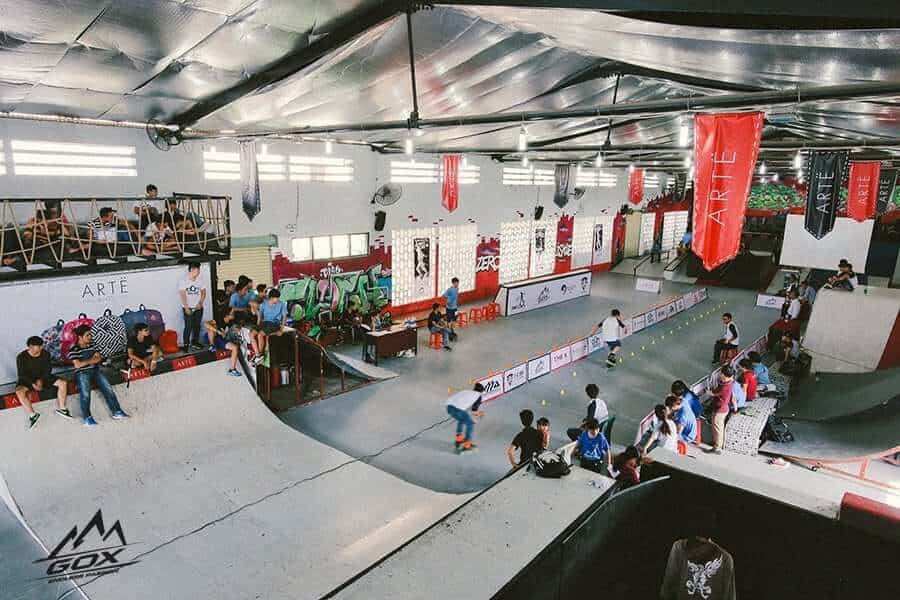 Top 5 Sân Trượt Patin Đạt Tiêu Chuẩn Tại Thành Phố Hồ Chí Minh - - Sân trượt iSkate Rink Tân Phú | Sân trượt patin GOX Rink Lê Thị Riêng | Sân trượt patin GOX Rink Quận 11 17