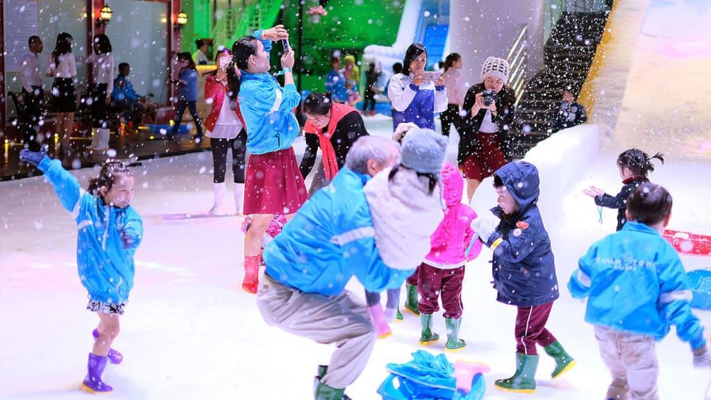 Top 5 Địa Điểm Giải Trí Cho Cả Gia Đình Vui Chơi Vào Cuối Tuần Tại Hồ Chí Minh - - Công viên nước | Family Garden | Just Kidding 35