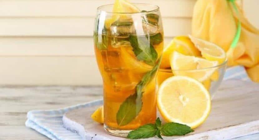 Top 7 Đồ Uống Trị Cảm Cúm Dễ Làm Cho Cả Nhà -  - Nước hành tây mật ong | Nước nén | Trà chanh bạc hà 17