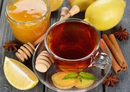Top 7 Đồ Uống Trị Cảm Cúm Dễ Làm Cho Cả Nhà -  - Nước hành tây mật ong | Nước nén | Trà chanh bạc hà 15