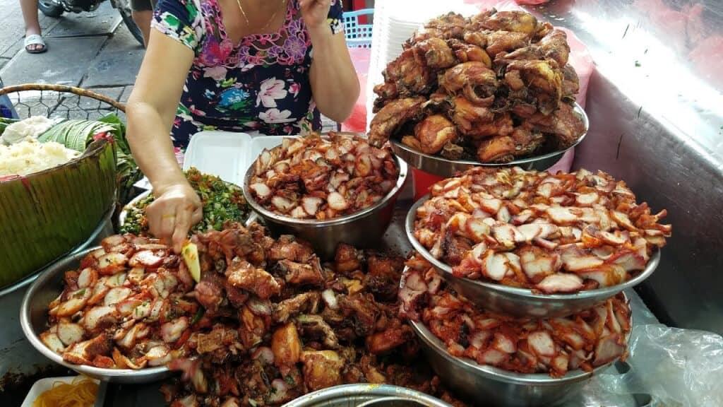 Top 5 Quán Ăn Khuya Dành Cho Những Cú Đêm Chống Đói Tại Sài Gòn -  - Quán ăn đêm 25