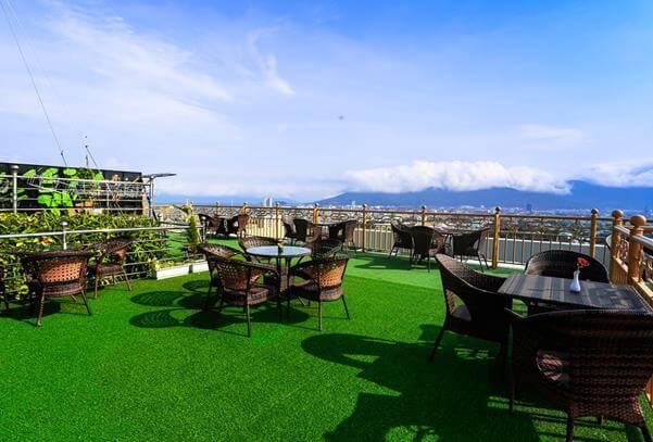 Top 5 Quán Cafe Bar Sân Thượng Có View Đẹp Nhất Đà Nẵng -  - Brilliant Top Bar – Brilliant Hotel Da Nang | Café Bar Skye36 | Coffee Bar Sunset 25