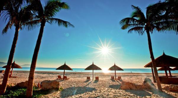 Top 7 Địa Điểm Du Lịch Lý Tưởng Nhất Cho Dân Bơi Tại Đà Nẵng -  - Bãi biển Bắc Mỹ An | Bãi biển Mỹ Khê | Công Viên Suối Khoáng Nóng Núi Thần Tài 39