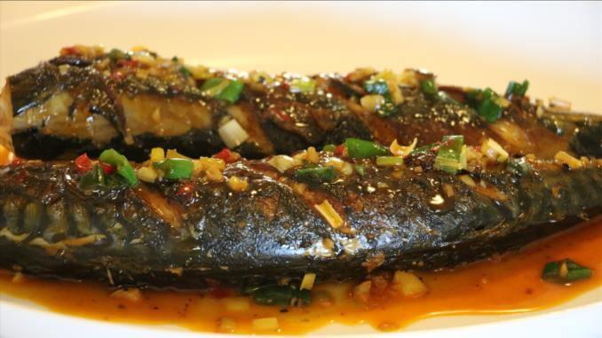 Những Công Thức Chế Biến Món Ngon Bổ Dưỡng Từ Cá Nục -  - Cá Nục | Món Ngon Thuần Việt 19