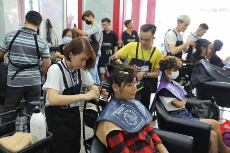 Top 10+ Trung Tâm Dạy Học Nghề Cắt Tóc Uy Tín, Chất Lượng Nhất Tại TPHCM - học nghề cắt tóc - Quận 1 | Quận 10 | Quận 12 125