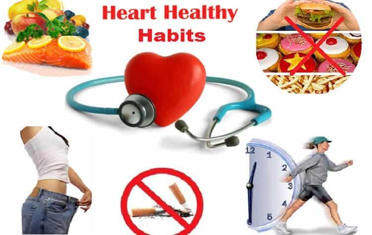 Top 10 Cách Để Có Một Trái Tim Khỏe Mạnh -  - Sức Khỏe 35