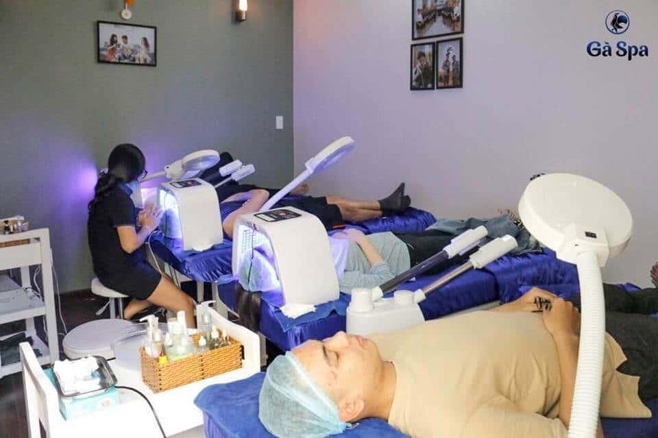 Top 09 Địa Chỉ Nặn Mụn Uy Tín Tại TP. Hồ Chí Minh -  - Acclear skin care | BB Beauty Nail & Spa | Clean Beauty Spa 29