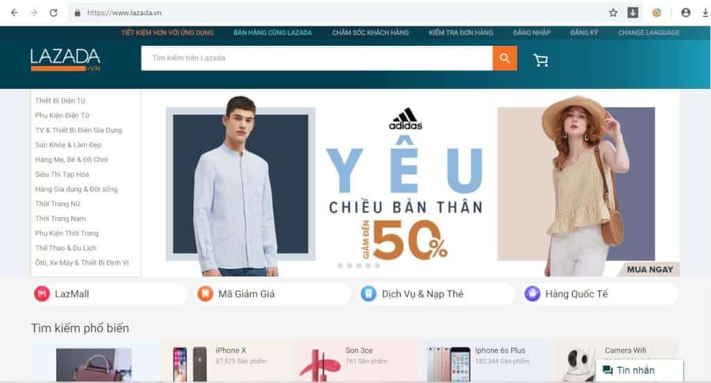 Top 5 Website Bán Máy Hút Bụi Uy Tín Nhất -  - Adayroi.com | Lazada.vn | Meta.vn 15