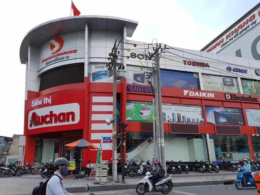 - Top 5 Địa Chỉ Mua Sắm Các Thiết Bị Gia Đình Tốt Nhất Hồ Chí Minh