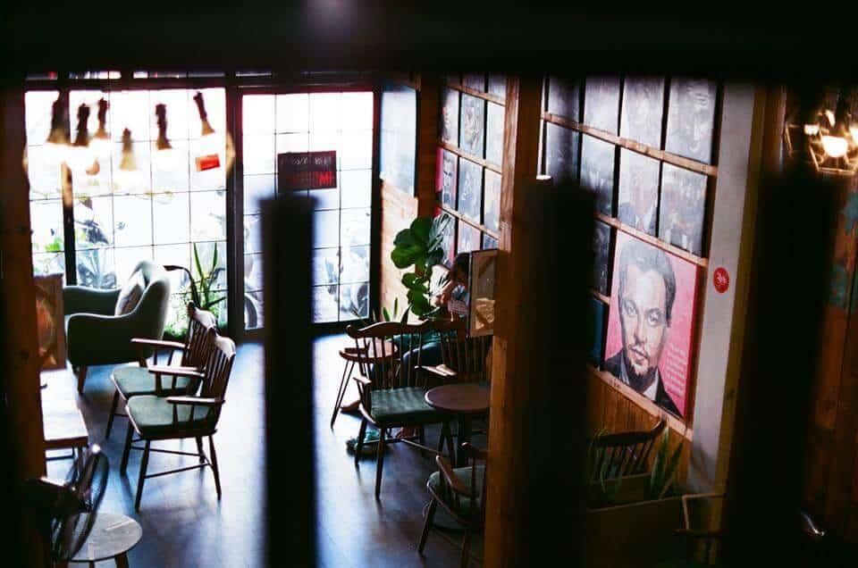 Top 5 Quán Cafe Sách Đẹp Nhất Đà Nẵng -  - Green & Brown Bookstore | Nhã Nam Books N' Coffee | The Book Library & Cafe 27