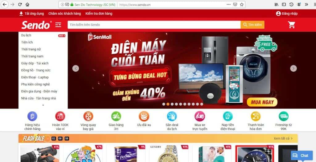 Top 5 Website Bán Máy Hút Bụi Uy Tín Nhất -  - Adayroi.com | Lazada.vn | Meta.vn 17