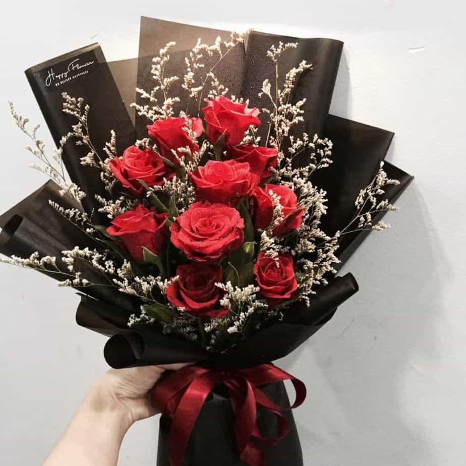 Top 5 Dịch Vụ Điện Hoa Uy Tín, Giá Rẻ Ở TP.HCM - dịch vụ điện hoa uy tín - Happy Flowers | Hoa Tươi 360 | Kiến Flowers 23