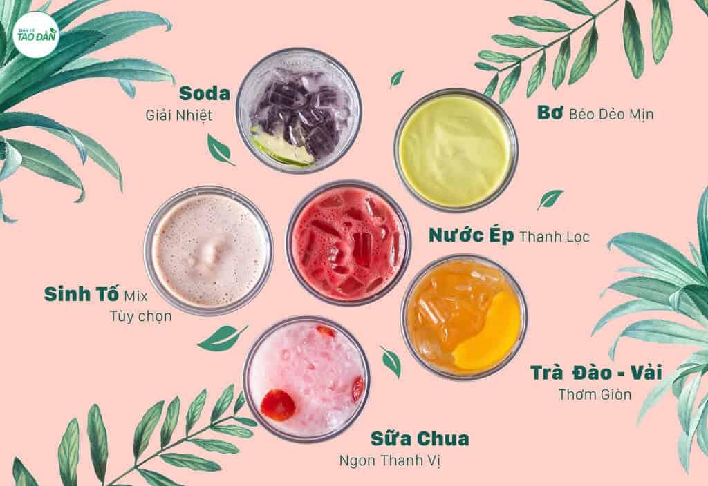 Top 6 Địa Chỉ Bán Sinh Tố Ngon Bổ Rẻ Quận Phú Nhuận TP. Hồ Chí Minh 8