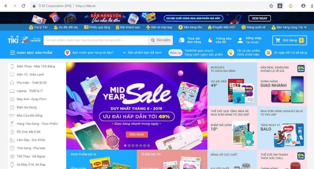 Top 5 Website Bán Máy Hút Bụi Uy Tín Nhất -  - Adayroi.com | Lazada.vn | Meta.vn 13