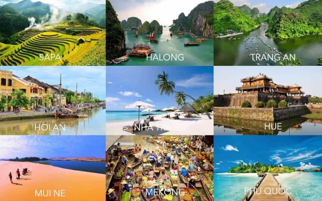 Top 10 Địa Điểm Du Lịch Việt Nam Thu Hút Nhiều Khách Trong Và Ngoài Nước -  - Đà Nẵng | Đảo Phú Quốc | Đất Mũi Cà Mau 79