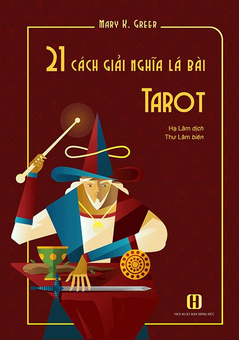 Top 05 Sách Hướng Dẫn Đọc Bài Tarot Bằng Tiếng Việt - sách hướng dẫn đọc bài tarot - Giải Mã Bộ Hoàng Gia Tarot 1