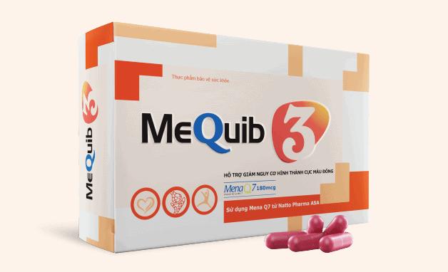 Sản Phẩm MenaQ7 - MeQuib 3