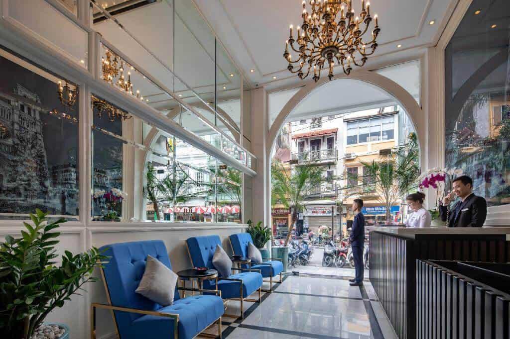 Top 5 Khách Sạn Dành Cho Gia Đình Tốt Nhất Tại Hà Nội -  - Hanoi Cristina Hotel & Travel 1