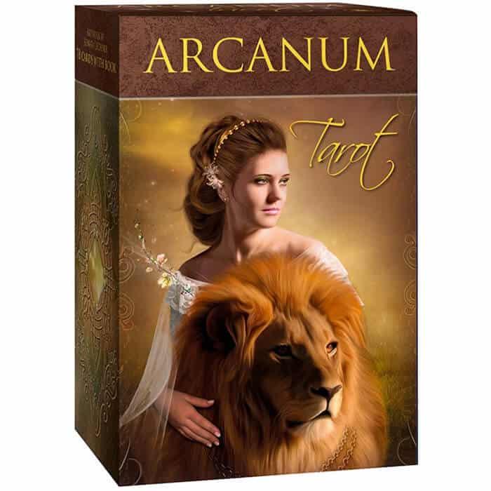 Bộ Bài Tarot Arcanum Tarot
