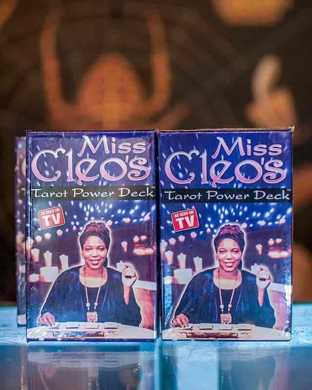 Miss Cleo's Tarot Card Power Deck - Bộ Bài Tarot Giá 550k