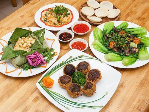 Top 6 Quán Chay Giá Rẻ Tại Đà Nẵng -  - Ăn Chay | Quán Bồ Đề | Quán chay An Lạc Tâm 31