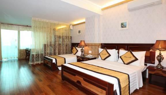 Top 5 Khách Sạn Chất Lượng, Có Giá Rẻ Tại TP.HCM -  - Blue River | Đức Vượng hotel | Icon 36 Hotel 35