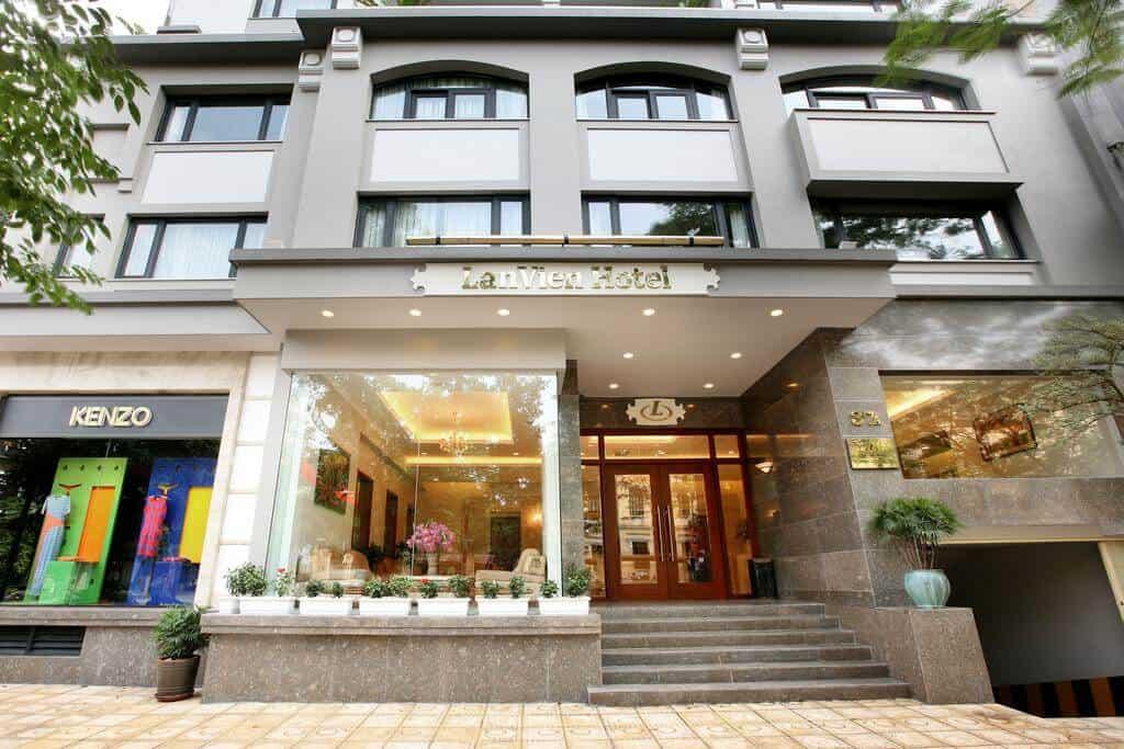 Top 5 Khách Sạn 4 Sao Đẹp, Sang Trọng Tại Hà Nội 9