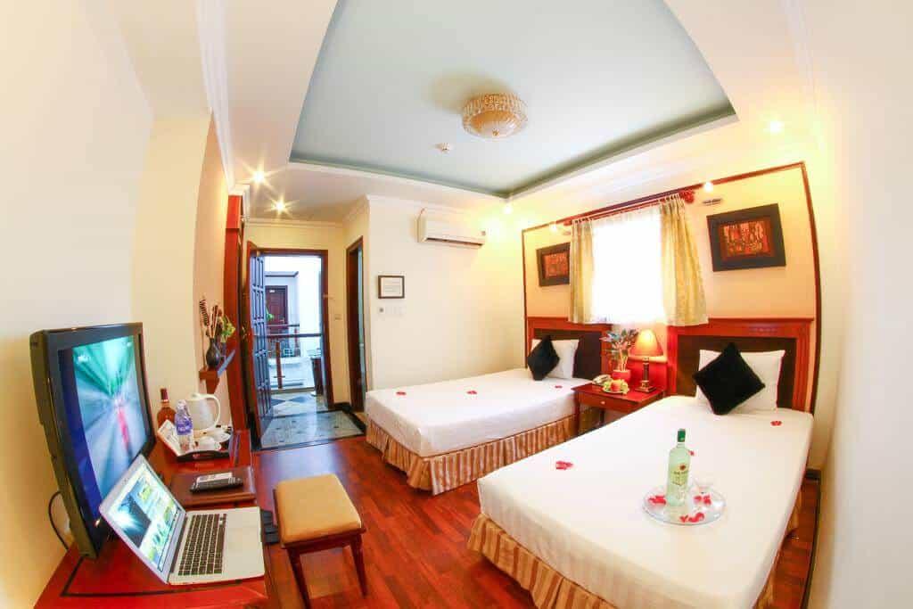 Top 5 Khách Sạn Chất Lượng, Giá Rẻ Tại Hà Nội -  - Khách sạn Atlantic | Khách Sạn Atrium | Khách sạn Dream 23
