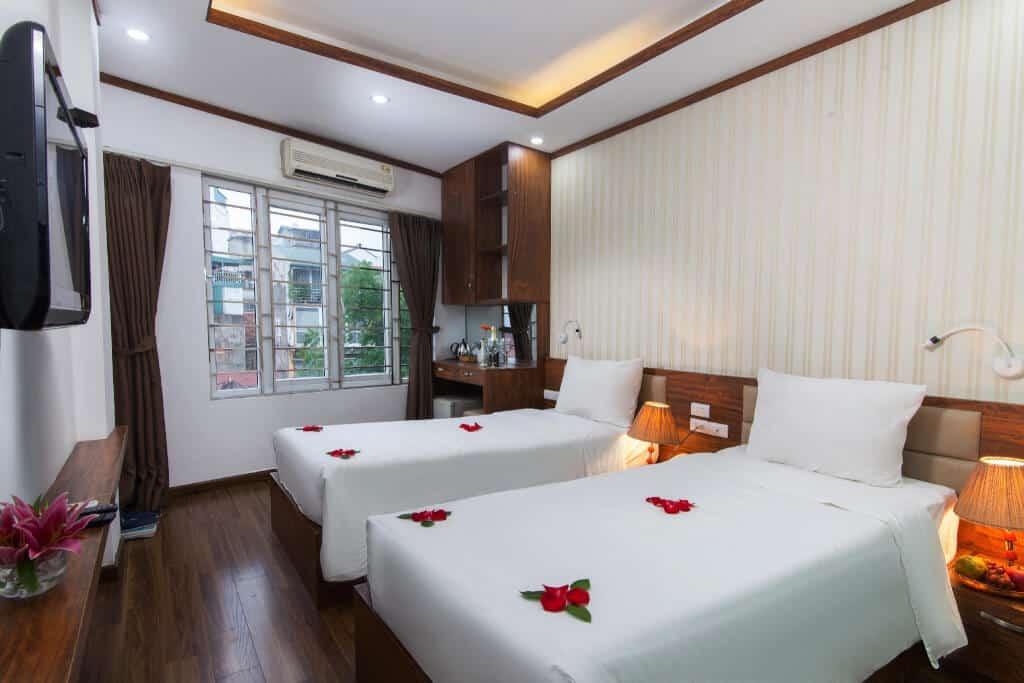 Top 5 Khách Sạn Gần Hồ Hoàn Kiếm Đẹp, Giá Tốt -  - Hà Nội | Khách Sạn Bel Ami | Khách sạn Camellia 39