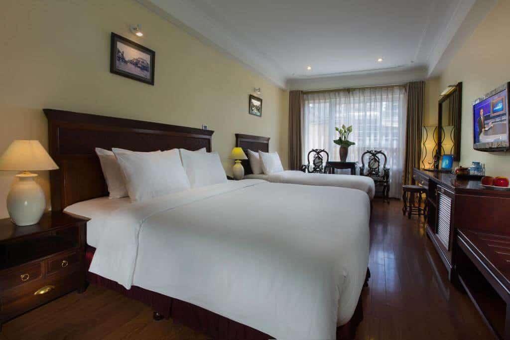 Top 5 Khách Sạn Dành Cho Gia Đình Tốt Nhất Tại Hà Nội -  - Centre Point Hanoi Hotel | Classic Street Hotel | Hà Nội 23