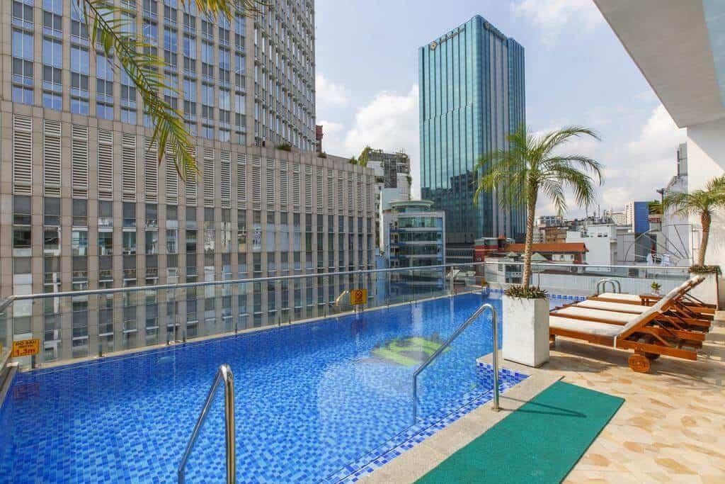 Top 5 Khách Sạn 3 Sao Chất Lượng, Giá Mềm Tại TP.HCM 8
