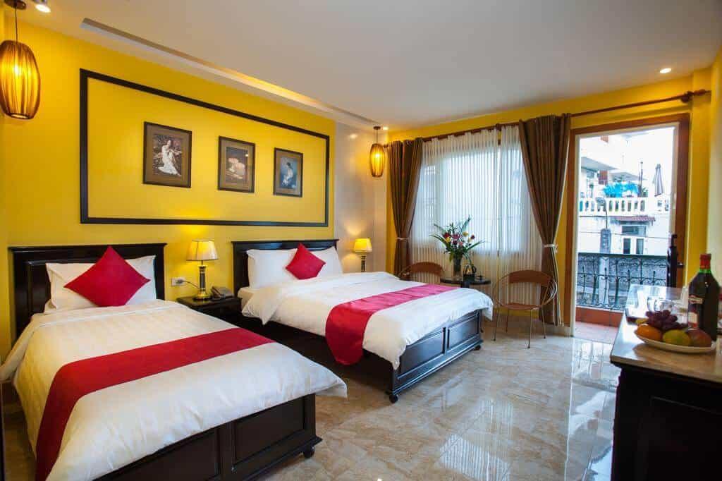 Top 5 Khách Sạn Chất Lượng, Có Giá Rẻ Tại TP.HCM -  - Blue River | Đức Vượng hotel | Icon 36 Hotel 59
