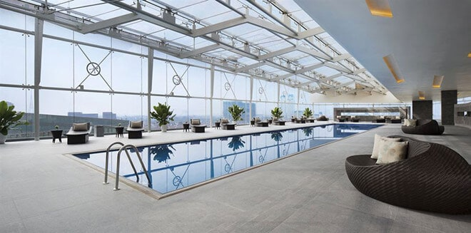 Top 5 Khách Sạn Có Bể Bơi Sang Chảnh Tại Hà Nội - - Apricot Hotel | Crowne Plaza West Hanoi | Elegant Suites Westlake 21