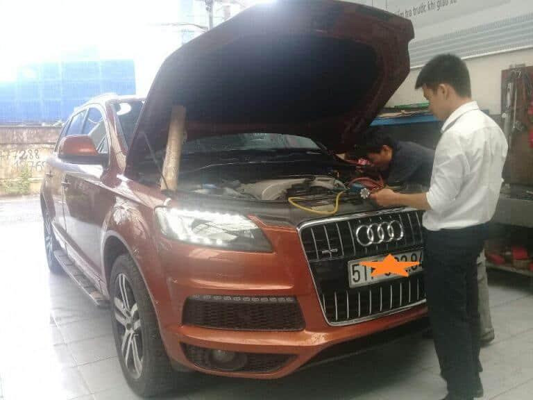 """ĐỘNG CƠ được coi là """"bộ não"""" của xe ô tô, vì vậy việc sửa chữa đại tu động cơ ô tô là công việc bắt buộc nhằm để đảm bảo cho các hoạt động của xe"""