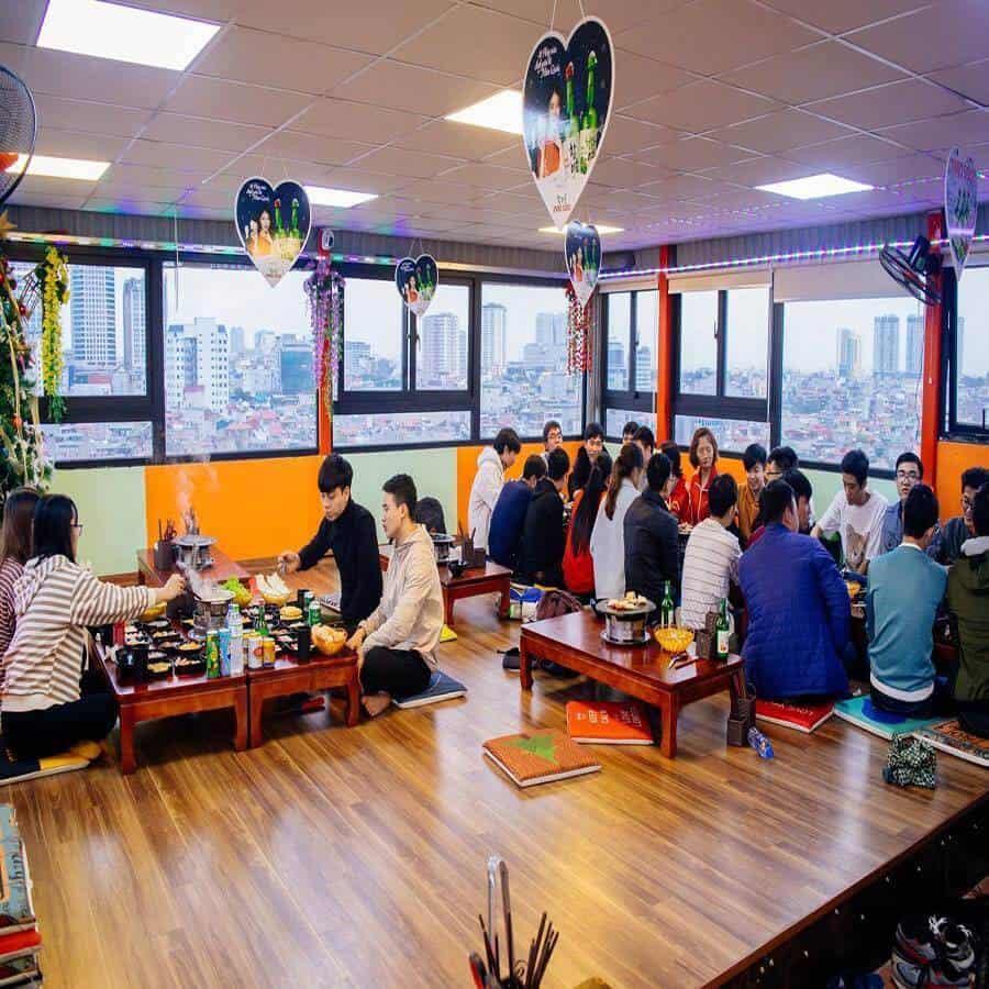 Top 5 Địa Điểm Ăn Thịt Nướng Kiểu Hàn Quốc Ngon Nhất Ở Quận 7 3