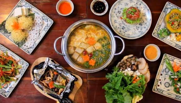 Top 5 Nhà Hàng Chay Ngon, Hút Khách Tại Tp. Hồ Chí Minh - nhà hàng chay ngon - Chay Mandala | Nhà Hàng BioGarten | Nhà Hàng Chay Here & Now 33
